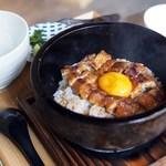 UNAGI DININGという、選択。 BY KOCHI PROJECT - 石焼まぶし(半尾)※豆乳茶づけセット付