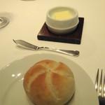 銀座 ハプスブルク・ファイルヒェン - パン&バター