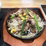 焼肉園 花牛 - サフォークラムのジンギスカン