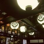 桃李庵 - 店内の雰囲気