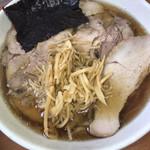 74777951 - チャーシュー麺