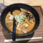 らー麺 とぐち - 赤味噌ラーメン864円
