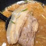 らー麺 とぐち - チャーシュー