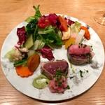 ヤナカ スギウラ - 冷前菜