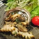 SUSHI-DINING 魚浜 - 焼き泡