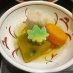 すき焼き・しゃぶしゃぶ・懐石料理 小豆 - 煮物