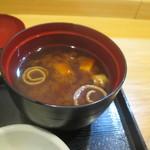 すき焼き・しゃぶしゃぶ・懐石料理 小豆 - 赤出汁