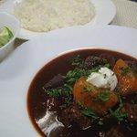 TANTO - 料理写真:ボルシチ ここにしかない家伝の味