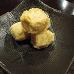 あじめん浦和店 - 里芋の煮揚げ