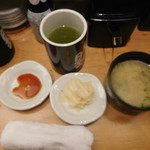寿司 魚がし日本一 - 最初の一歩(笑)