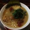 ラーメン ヤスオ - 料理写真:ラうどん(太麺) 130グラム ショウガ 700円