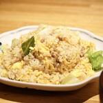 希須林 - パラッとした炒飯です。