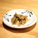 希須林 - ☆搾菜