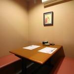 おでん料理 地酒 大阪・北新地 六根 - 2~3名様用テーブル個室