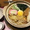 なごみ - 料理写真:鍋焼きうどん