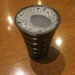 なごみ - そば焼酎の蕎麦湯割り