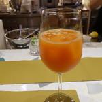 カタルーニャ厨房 カサマイヤ - カンパリオレンジ
