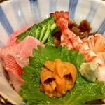 吉寿司 - 料理写真:竹ちらし