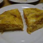 カタルーニャ厨房 カサマイヤ - オムレツ