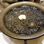 カタルーニャ厨房 カサマイヤ - イカ墨のパエリア