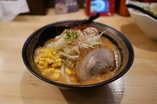 上州山賊麺 大大坊 - 味噌山賊麺