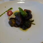 ルミエール デュ ソレイユ - 和牛頬肉の赤ワイン煮