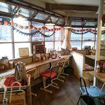 オソラカフェ - かわいい店内