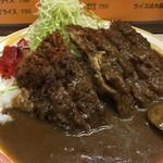 キッチン南海 - カツカレー650円