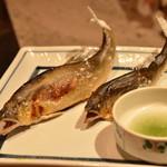 柳家 - 鮎2種