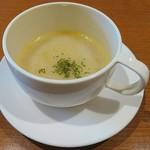 茶々 - スープ
