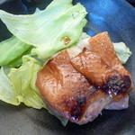 結わえる - 鶏の塩麹漬け焼き