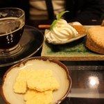 74789663 - スコーン&コーヒー&おからクッキー