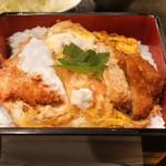 はせ川 - 料理写真:かつ重