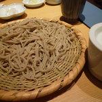 そば処かざこし - ざる蕎麦