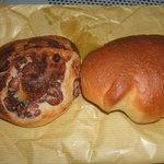 シエルヴァンメール - お豆のリュスティック クリームパン