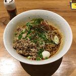 74792636 - 汁なし担々麺
