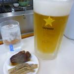 青島食堂 - 青島チャーシュー+チャーシュー100円増し