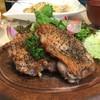 モトマチ - 料理写真:桜姫鶏のプリプリブラックチキン