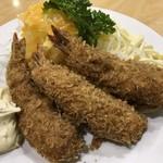 キッチンヨッチ - 海老フライ