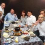 居酒屋じゅうじゅうぅ - 本館個室2 での 誕生日会!