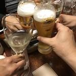 ザオー - お決まりの乾杯♪