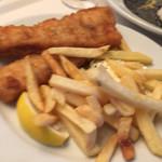 イケア レストラン - フィッシュアンドチップス