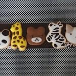 オオサカ愛シング - アイシングクッキーアニマル5種