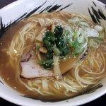 麺やながしろ - 新味 (¥650)