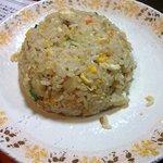 麺やながしろ - 半チャーハン (¥400)