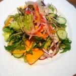 74802899 - 季節の野菜サラダ