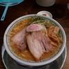 Chashuuyamusashi - 料理写真:からし味噌らーめん