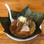 大幸 - 特製スタミナ麺+上シナチク