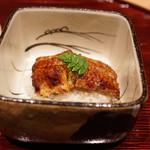 いち太 - 穴道湖鰻の飯蒸し