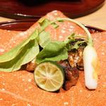 いち太 - 秋刀魚塩焼き